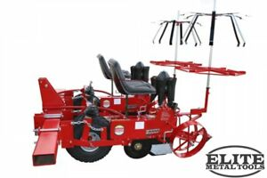 New Mechanical Transplanter Two Model 5000wd 2