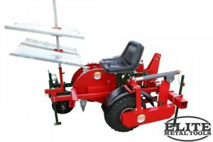 New Mechanical Transplanter 912 Mulch Transplanter