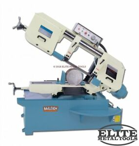 New Baileigh Metal Cutting Bandsaw Bs 330m