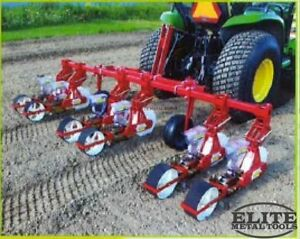New Mechanical Transplanter Model Jph 6