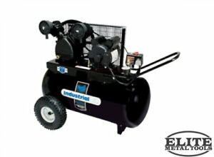 New Industrial Air 20 Gallon Horizontal Air Compressor Ip1682066mn