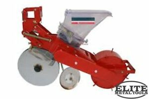 New Mechanical Transplanter Model Tdr u
