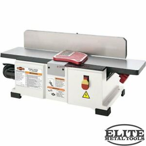 New Shop Fox 6 Jointer Bench Top W1829