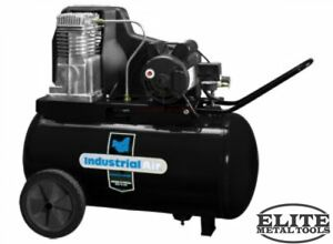 New Industrial Air 20 Gallon Horizontal Air Compressor Ip1982013