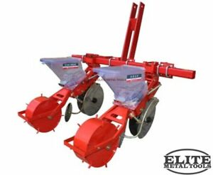 New Mechanical Transplanter Tdr 2 Garden Seeder