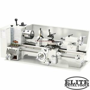 New Shop Fox 9 X 19 Bench top Metal Lathe M1049