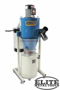 New Baileigh Dc 600c Cyclone Dust Collector