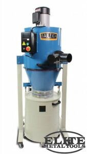 New Baileigh Dc 1450c Cyclone Dust Extractor