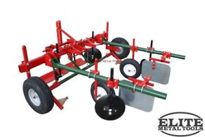 New Mechanical Transplanter Model 90 Mulch Layer