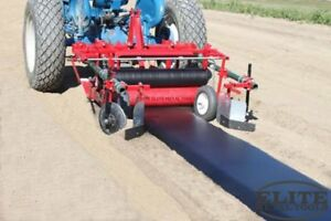 New Mechanical Transplanter Model 92 High Performance Mulch Layer