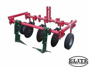 New Mechanical Transplanter Model 98 Mulch Lifter