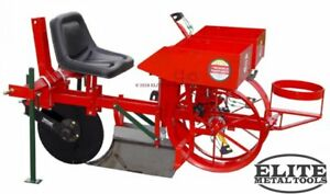 New Mechanical Transplanter Ct 4 Christmas Tree Transplanter