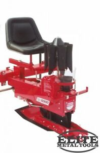 New Mechanical Transplanter Model 5000 Machine Only