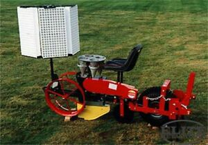 New Mechanical Transplanter Model 6000rd