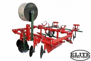 New Mechanical Transplanter Model 94l Bed Shaper