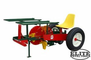 New Mechanical Transplanter 900 Mulch Planter