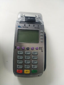 Verifone Vx520 Dual Comm Credit Card Machine With Smart Card Reader