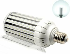 80w Mogul Base Led Corn Light Bulb High Power E39 360 Degree For Factory Street