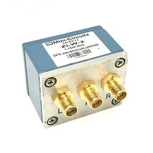 1 1000mhz Zlw 2 Frequency Mixer Mini Circuits