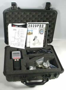 Photovac 2020 Pro Photoionization Air Monitor Detector For Parts