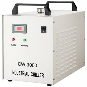 Cw 3000dg Thermolysis Type Industrial Water Chiller For 60 80w Laser Engraving