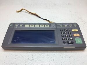 Toshiba E studio Lcd Touch Screen Control Panel Assembly Pulled Frm Working Sys