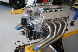 C5 r 427ci Engine Built For 1600 1800 Hp By Agostino Racing Engines Never Run