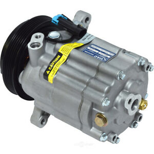 New A C Compressor With Clutch For 94 98 Saturn Sw1 Sw2 Sl1 Sl2 1 9l