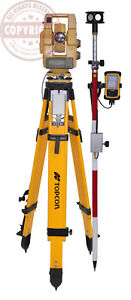 Topcon Gpt 8205a Robotic Prismless Surveying Total Station sokkia trimble leica