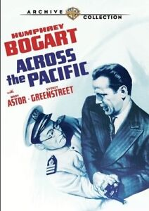 Across the Pacific New DVD $17.07
