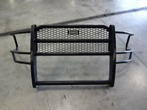 Aftermarket Ranch Hand Front Brush Guard For A 2011 Dodge Ram 1500