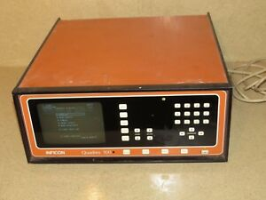 Leybold Inficon Quadrex 100 Gas Analyzer cc