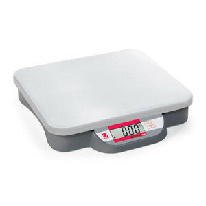 OHAUS C11P20 Catapult 1000 Compact Shipping Scale 20kg cap 0.01kg readability