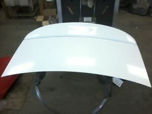 White 03 05 Mazda Mx 5 Miata Trunk hatch tailgate With Spoiler