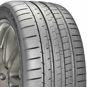 1 New 295 30 20 Michelin Pilot Super Sport 30r R20 Tire 12521