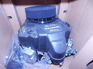Kawasaki Lehr Fs481v es10 m Propane Engine For Buffers 603cc 18hp