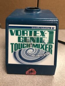 Scientific Industries Si 0136 Vortex Genie Touch Mixer