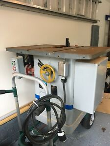 Rockwell Unisaw 10 Table Saw 3hp 3 Phase