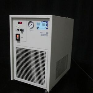 Neslab Cft 33 Refrigerated Recirculating Chiller