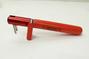 O k Industries Inc St 100 26 26awg 0 40mm Wire Cutter Strip Tool