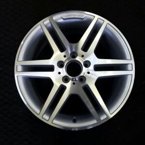 17 Mercedes Benz Amg C Class C300 C350 08 2011 Rear Oem Factory Wheel Rim 65530