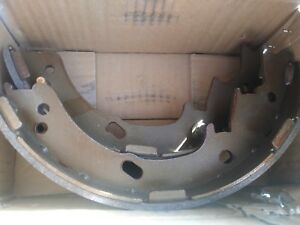 Cl8034592 Clark Forklift Brake Shoes Left Side