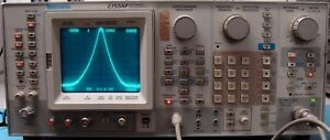 Tektronix 2755ap 21 Ghz Programmable Spectrum Analyzer Nist Calibrated
