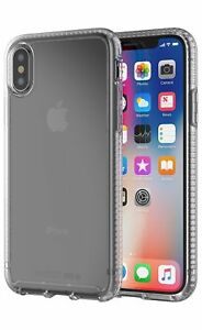 Brand New Tech 21 Pure Clear Bullet Shield Case for IPhone X