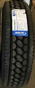 4 Tires 295 75r22 5 Yth6 16pr Drives 295 75 22 5 Durun 29575225 4tires