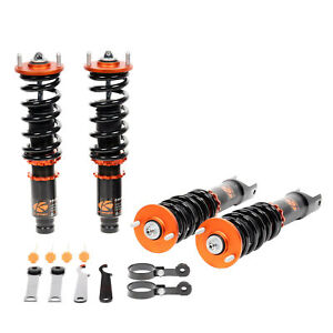 Ksport Kontrol Pro Coilovers Dampening Adjustable For Honda Civic 1992 1995 Eg