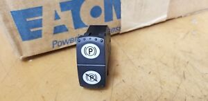 Eaton Toggle Switch Carling Style 222 7890 Parking Brake On off