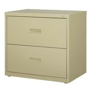 Scranton Co 2 Drawer Lateral File Cabinet In Putty