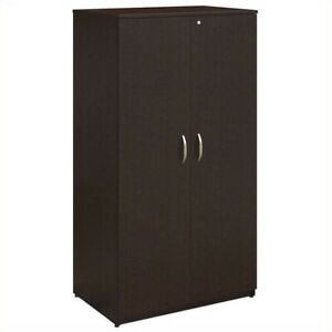 Scranton Co 36w Storage Wardrobe Tower