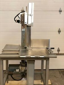 Hobart 6614 Commercial Meat Bone Butcher Saw 3 Phase Nice Priced To Move